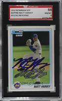 Matt Harvey [SGC Authentic Authentic]
