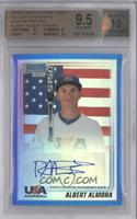 Albert Almora [BGS 9.5 GEM MINT] #/99