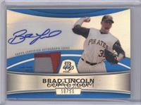 Brad Lincoln /50 [Near Mint‑Mint+]