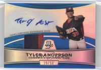 Tyler Anderson /50