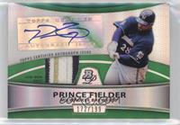 Prince Fielder #/199