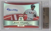 Ryan Wright /10 [BGS9.5GEMMINT]