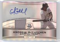 Andrew McCutchen #/740