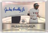 Jackie Bradley Jr. [Noted] #/740