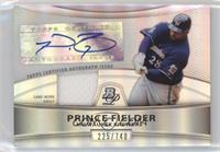 Prince Fielder /740