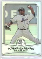 Johan Santana #/999