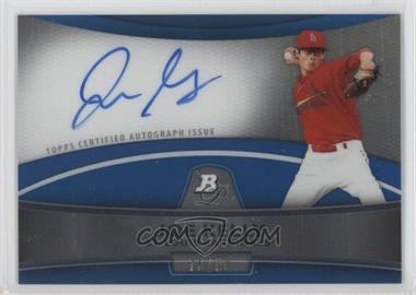 2010 Bowman Platinum - Chrome Autograph Refractor - Blue #BPA-JK - Joe Kelly /99