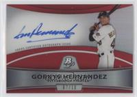 Gorkys Hernandez /10