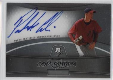 2010 Bowman Platinum - Chrome Autograph Refractor #BPA-PC - Patrick Corbin