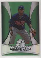 Miguel Sano [Noted] #/499