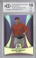 Mike Trout [BCCG Mint]