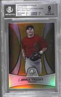 Mike Trout /539 [BGS 9]