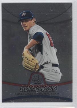2010 Bowman Platinum - Prospects Chrome #PP32 - Gerrit Cole