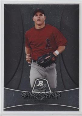 2010 Bowman Platinum - Prospects Chrome #PP5 - Mike Trout
