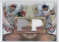 Roy Halladay, Cliff Lee /99