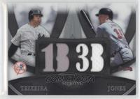 Mark Teixeira, Chipper Jones /199