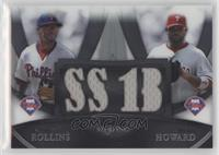Jimmy Rollins, Ryan Howard #/199