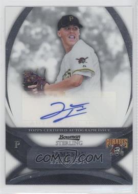 2010 Bowman Sterling - Prospects - Autographs [Autographed] #BSP-JT - Jameson Taillon