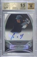 Christian Yelich [BGS 9.5 GEM MINT] #20/25