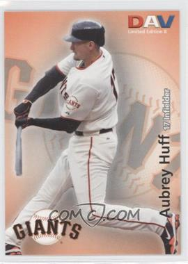 2010 Disabled American Veterans Major League - [Base] #8 - Aubrey Huff