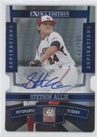 Stetson Allie /100
