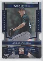 Aaron Sanchez /200