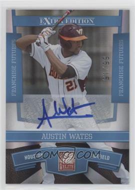 2010 Donruss Elite Extra Edition - [Base] - Franchise Futures Signatures [Autographed] #45 - Austin Wates /99