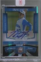 Matt Harvey [Uncirculated] #/149