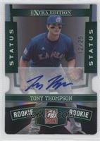 Tony Thompson #/25