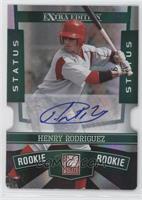 Henry Rodriguez #/25