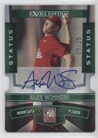 Alex Wimmers /25