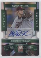 Jordan Swagerty /25 [MISPRINTED]