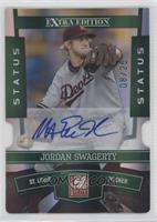 Jordan Swagerty /25 [Misprint]