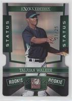 Taijuan Walker #/25