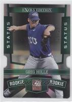 Greg Holle #/25