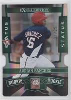 Adrian Sanchez /25