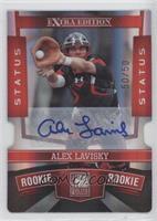 Alex Lavisky /50