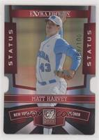 Matt Harvey #/100