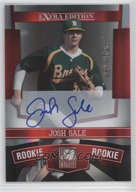 2010 Donruss Elite Extra Edition - [Base] #115 - Josh Sale /536