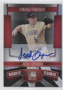 2010 Donruss Elite Extra Edition - [Base] #124 - Jedd Gyorko /675