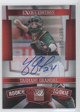 2010 Donruss Elite Extra Edition - [Base] #127 - Yasmani Grandal /395