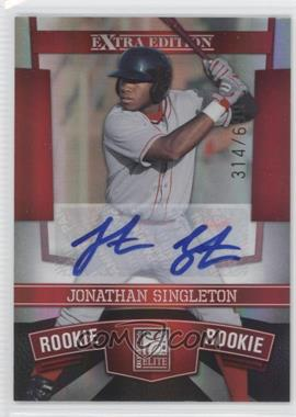 2010 Donruss Elite Extra Edition - [Base] #140 - Jonathan Singleton /699