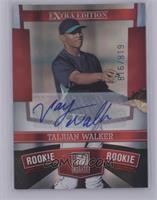 Taijuan Walker [Excellent‑Mint] #/819