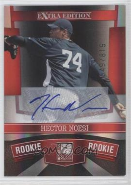2010 Donruss Elite Extra Edition - [Base] #182 - Hector Noesi /819
