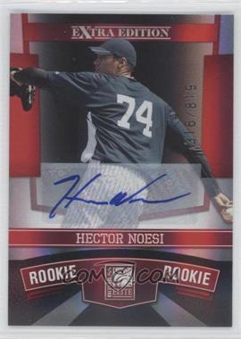 2010 Donruss Elite Extra Edition - [Base] #182 - Hector Noesi /819