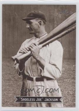 2010 Leaf Sports Icons Update - The Search for Shoeless Joe #1 - Joe Jackson