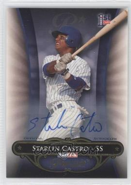 2010 TRISTAR Pursuit - [Base] - Autographs [Autographed] #126 - Starlin Castro /80