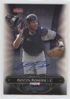 Austin Romine [Noted] #/80