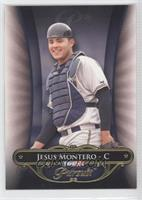 Jesus Montero #/50