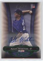 Allen Webster /25